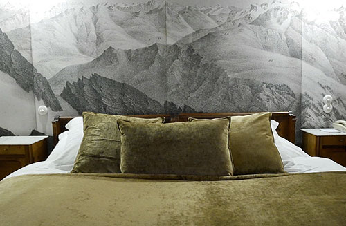 Bella Tola The Rooms